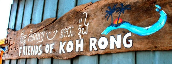 Friends of koh rong